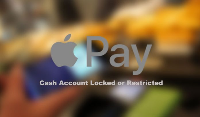 How to Fix Apple Pay Cash Account Locked or Restricted