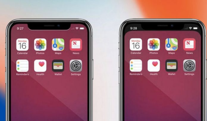 How to Remove or Hide iPhone X Notch from Lock Screen and Home Screen