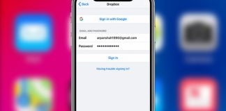 How to Sign Into Apps with Face ID on iPhone X
