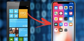 How to Switch from Windows Phone to iPhone