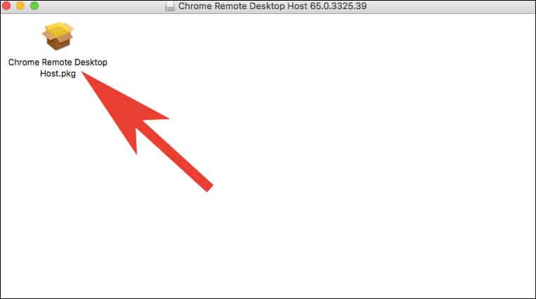 Install Chrome Remote Desktop on PC and Mac