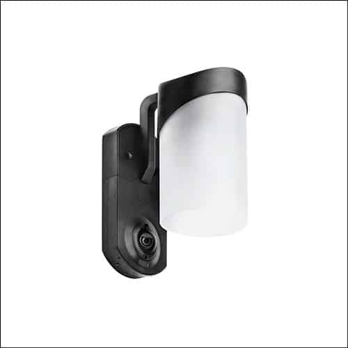 Kuna Home Security Camera and Outdoor Light