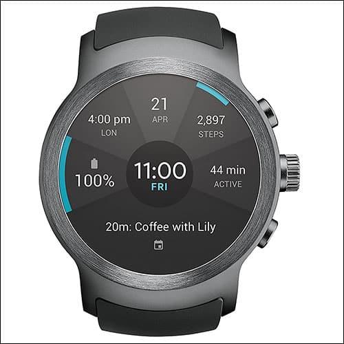 LG Sport SmartWatch
