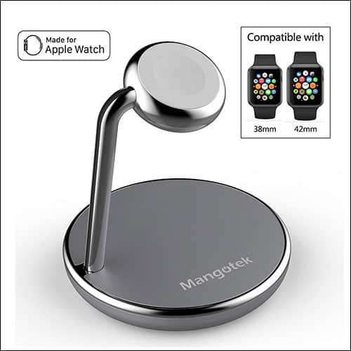 Mangotek Apple Watch Charging Dock