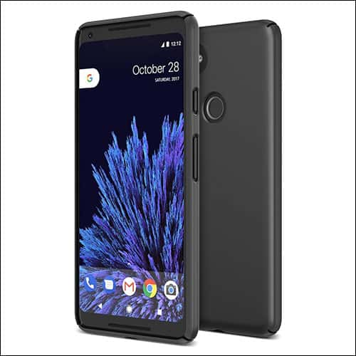 Maxboost Perfect Fit Thin Case for Google Pixel 2 XL