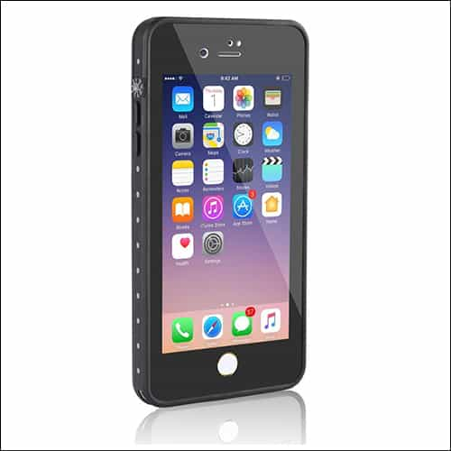 Meritcase iPhone 8 Plus Waterproof Case
