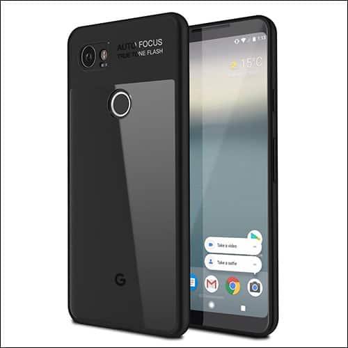 Myriann Google Pixel 2 XL Bumper Case