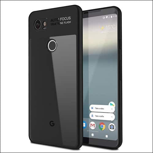 Myriann Ultra Clear Thin Case Google Pixel 2 XL