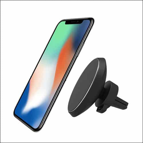 Neotrix Magnetic QI Wireless Car Charger Mount for iPhone