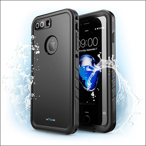Nexcase iPhone 8 Plus Waterproof Case