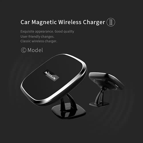 Nillkin Wireless Charger and Car Mount for iPhone