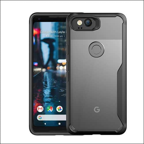 ORNARTO Google Pixel 2 Bumper Cases