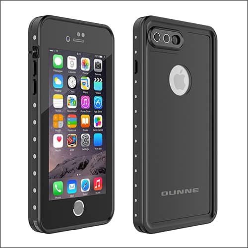 OUNNE iPhone 8 Plus Waterproof Case