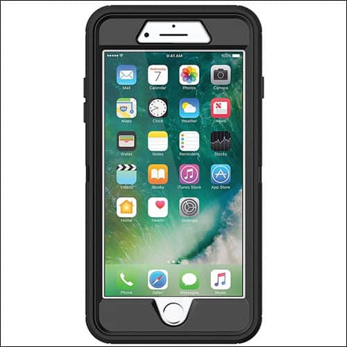 Defender Rugged Protection Iphone  Plus