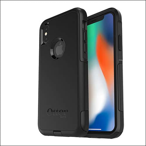 Otterbox iPhone X Case Supports Wireless Charging