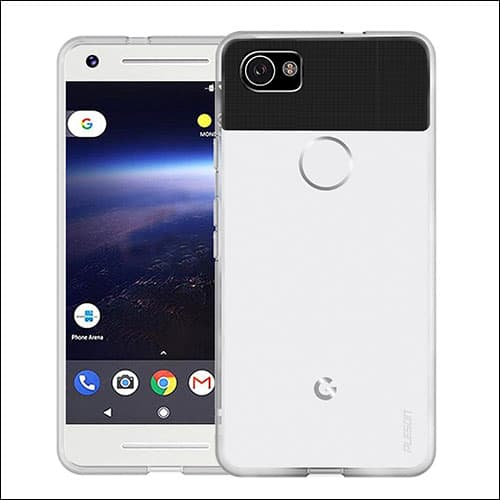 PLESON Google Pixel 2 XL Bumper Case