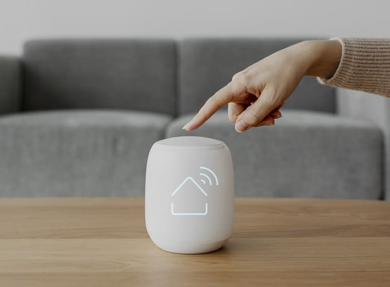 Rebooting Google Home Device to Fix Wifi dropping