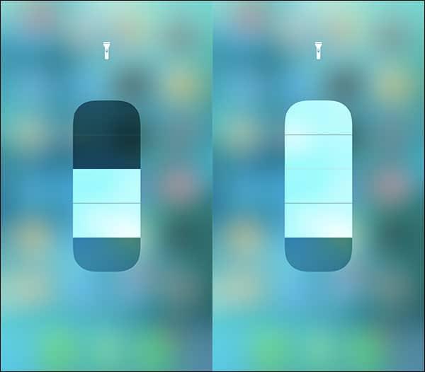 Adjust Flashlight Brightness on iPhone