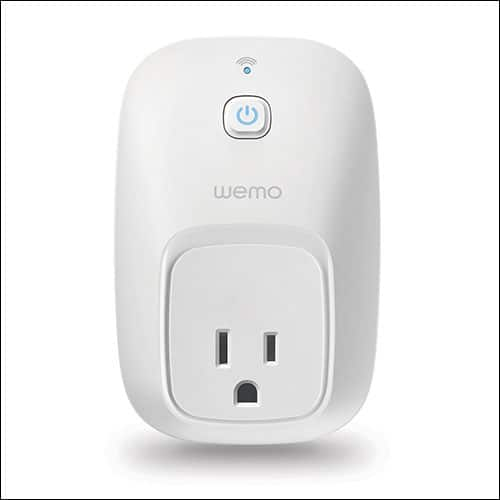 Alexa Enabled WeMo Switch Smart Plug