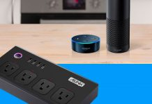 Best Alexa Controlled Power Strips for Amazon Echo, Echo Dot and Echo Plus