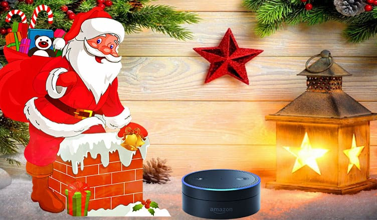 Best Alexa Skills for Christmas