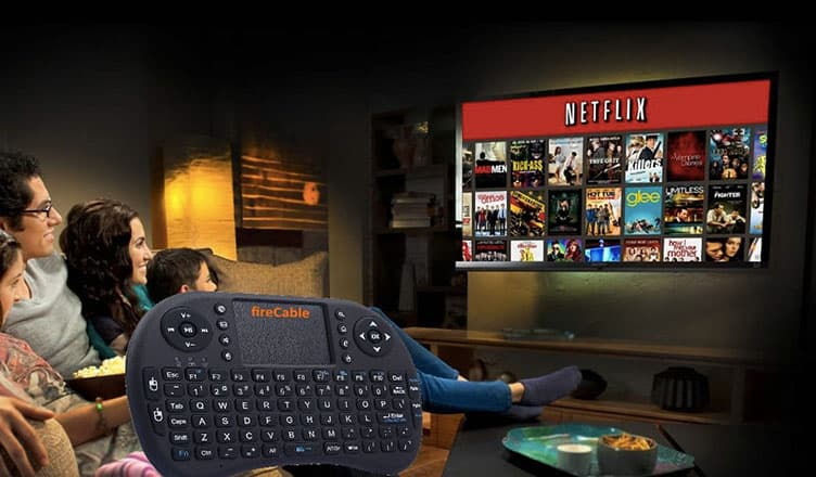Best Bluetooth Keyboards for Amazon Fire TV Stick