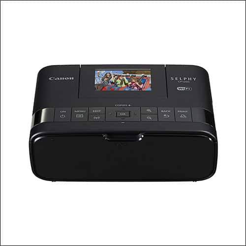 Canon Selphy Wireless Color Photo Printer