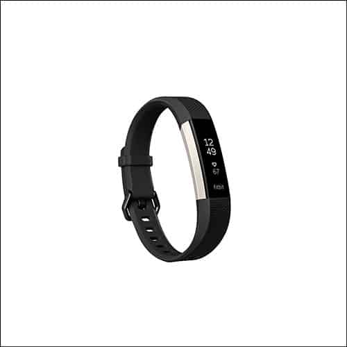 Fitbit Alta HR for Heart Rate Monitoring