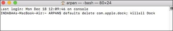 Get Back Download Folder on Mac Dock
