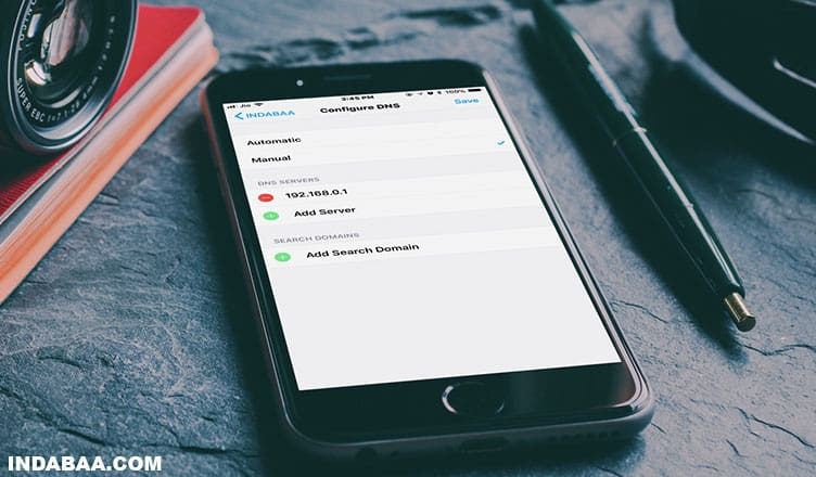 How to Change DNS Server Settings on iPhone or iPad