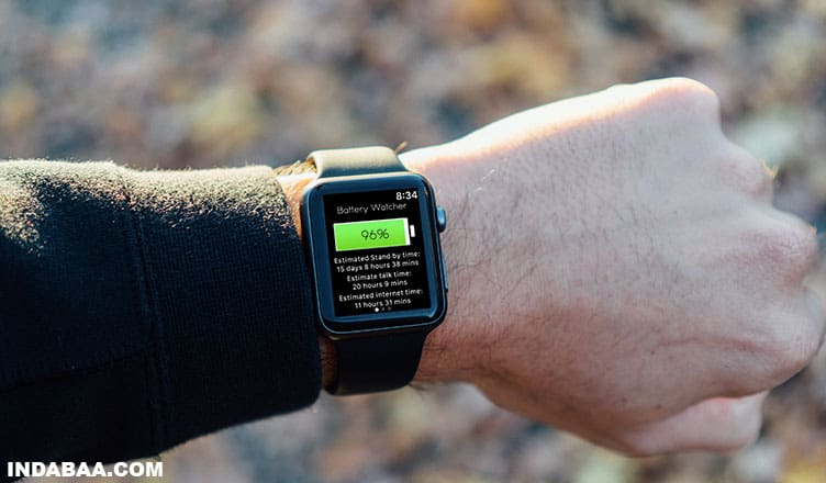 How to Check iPhone Battery Life from Apple Watch