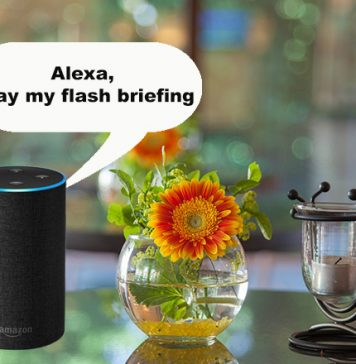 How to Customize Amazon Alexa Flash Briefing