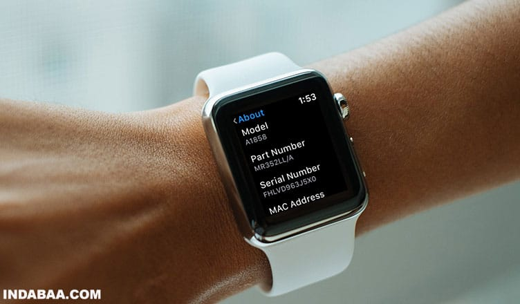 How to Find Apple Watch Serial Number or IMEI