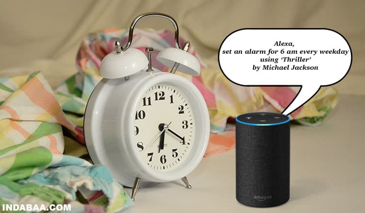 How to Set Music as Alarm on Alexa in Amazon Echo Devices