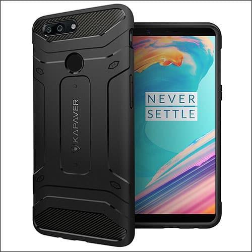 KAPAVER OnePlus 5T Case
