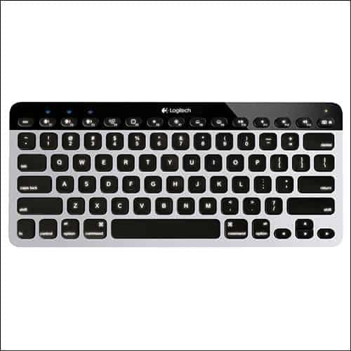 Logitech Keyboard for iMac Pro