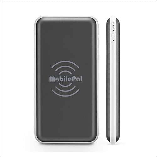 MobilePal Wireless Power Banks for iPhone X, iPhone 8 and 8 Plus