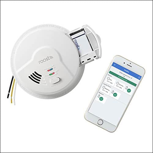 Roost RSA-400 Wireless Smart Smoke Alarm