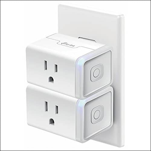 TP-Link Smart Plug Mini No Hub Needed Compatible with Alexa