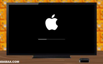 Apple TV Stuck on Apple Logo Screen