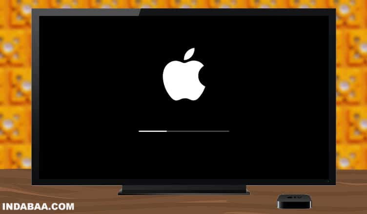 Apple TV Stuck on Apple Logo Screen