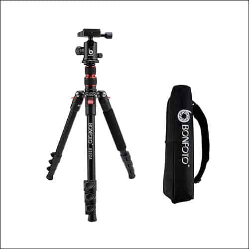 BONFOTO Tripods for DSLR Camera
