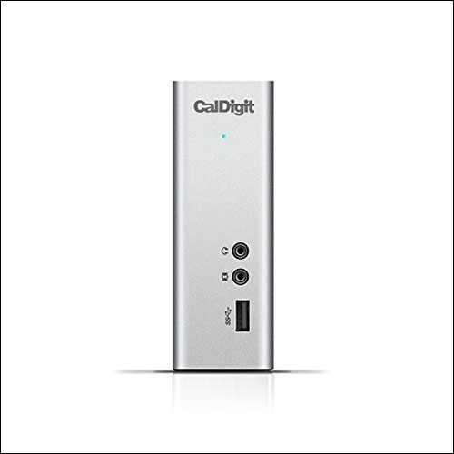 CallDigit Thunderbolt 3 Hub for MacBook Pro