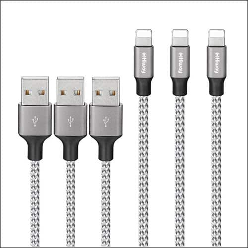 Hiway Long iPhone and iPad Charging Cable