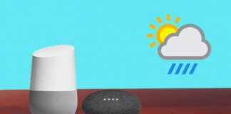 How to Change Weather Unit on Google Home and Google Home Mini