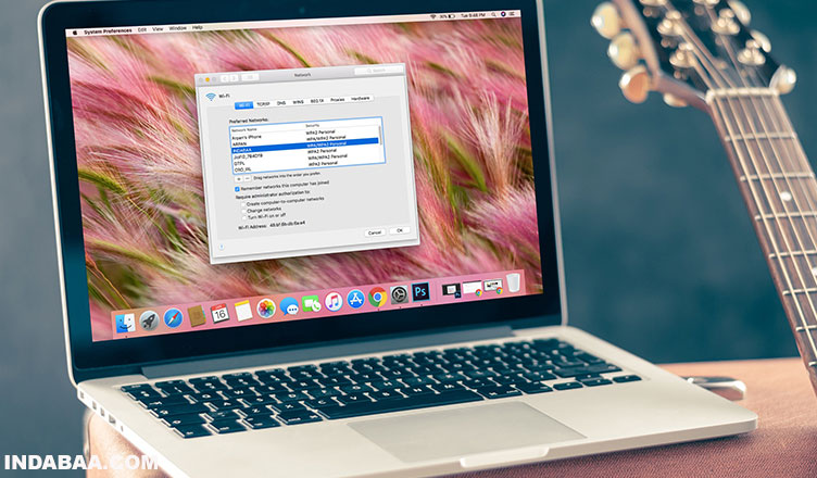 How to Change Wi-Fi Network Preference Settings On Your Mac