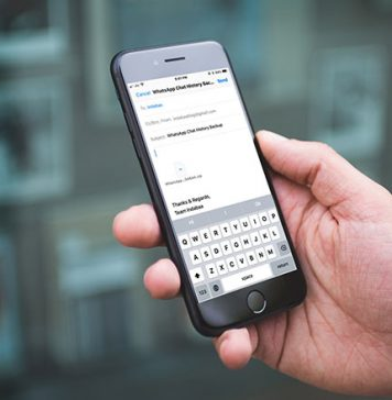How to Export WhatsApp Chat in Email on iPhone and Android