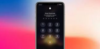 How to Get Keyboard Passcode on iPhone X