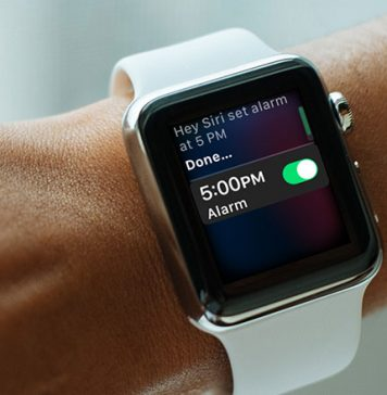How to Set Alarm on Apple Watch Using Siri
