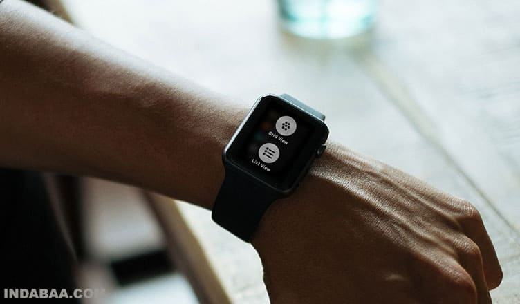How to Switch Between Grid and List View on Apple Watch